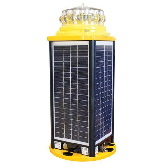 AV-425-RF Radio-Controlled Solar Aviation Light