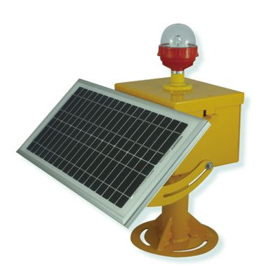 ICAO LIOL Type B Complete Light Assembly SOLAR